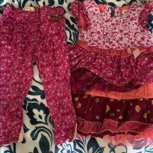 Matilda Jane dress and pants